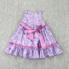 LAVENDER PROVINCE GIRL DRESS