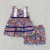 SWEET LITTLE EYELET SET- PURPLE