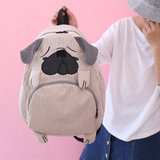 Harajuku Cartoon Dog Backpack AD10307