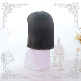 Mid-Long Straight Wig AD10619
