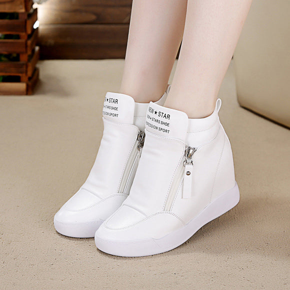 Fashion English Letters Canvas Casual Shoes PXL-16262