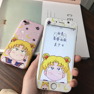 Sailor Moon Iphone Case Suit AD0063