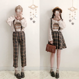 Cute Shirt +Skirt/Pants Outfit AD10083