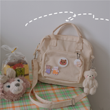 Japanese Baby Bag Plus Toy AD12082