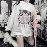 Harajuku Comic Fleece AD12575