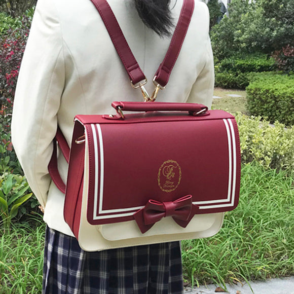 Japanese College Wind JK Uniform Bag AD10958