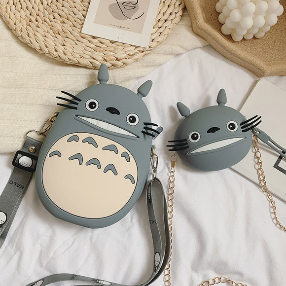Cute Cartoon Totoro Shoulder Bag AD11325