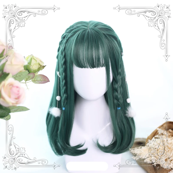 Lolita Cosplay Wigs AD10921