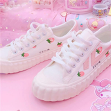 Sweet Strawberry Shoes AD10938