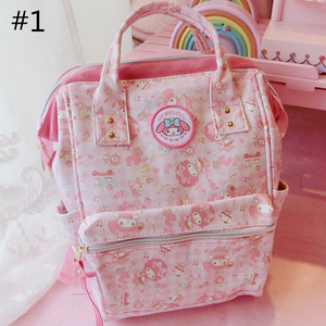 Pink Melody Backpack AD0077