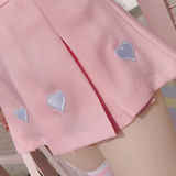 Sweet Heart Skirt AD12693