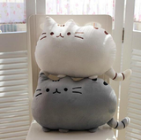 Cat Plush Hold Pillow AD0133