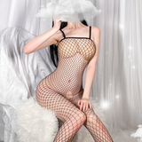 Sexy Conjoined Fishnet Stockings AD12278