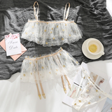 Starry Wedding Lingerie Outfit AD10580
