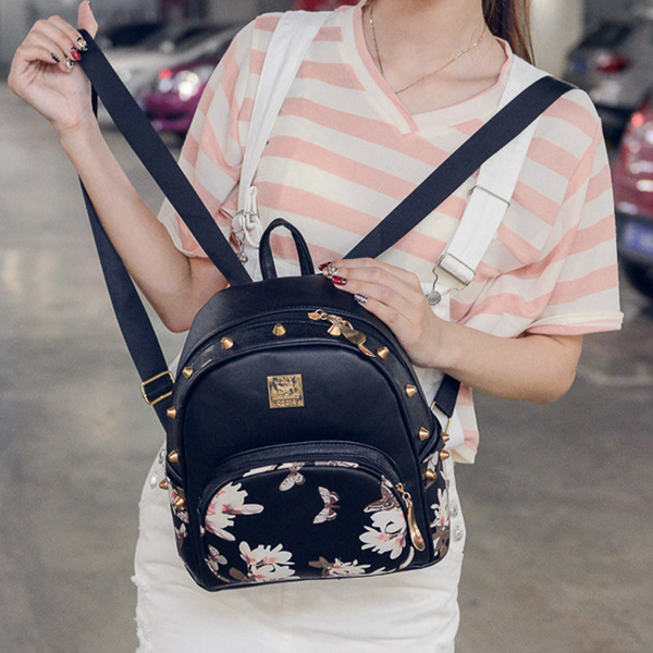 Cute Little Printing Backpack AD11786