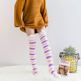 Kawaii Soft Plush Stockings AD11807