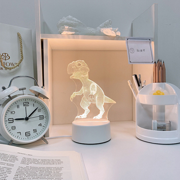 Cartoon 3D Desk Lamp AD12755