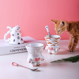 Cat Paw Spoon + Cup Set AD10553