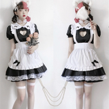 Sweetheart Maid Dress Outfits AD10672