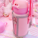 Japanese Sailor Moon Pink Vacuum Bottle AD10500