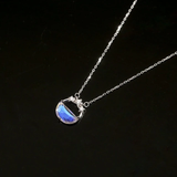 Pretty Moon Glowing Necklace AD12630