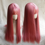 Harajuku Straight Hair Wigs AD10108