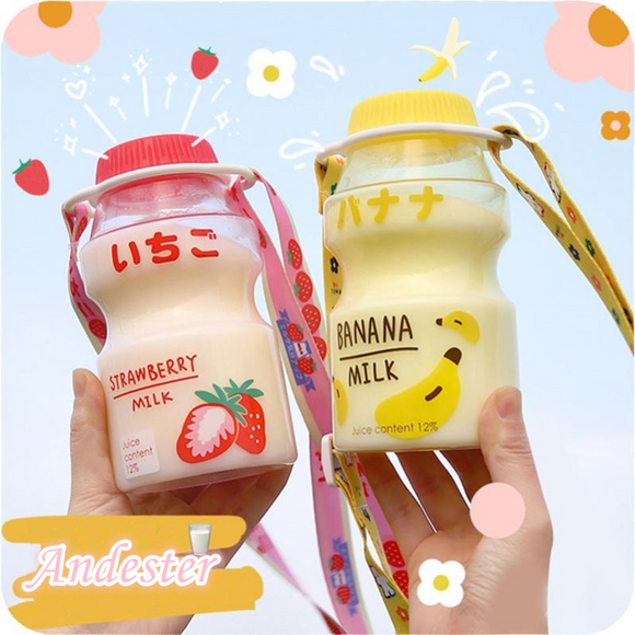 Yakult Strawberry Milk Cup AD11363