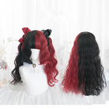 Half and Half Cosplay Wig AD10630