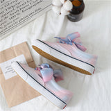 Vapor-wave Canvas Shoes AD10612