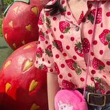 Strawberry Shirt AD10941