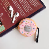 Pusheen Doughnut Toast Airpods Case AD11265