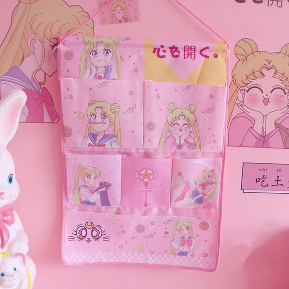Sailor Moon Usagi Wall Hanging Box AD12164