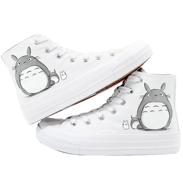 Anime Totoro Canvas Shoes AD10513