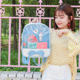 Japanese Bow Backpack AD11776