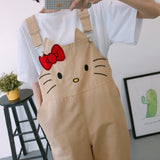 Kitty Overalls AD11249
