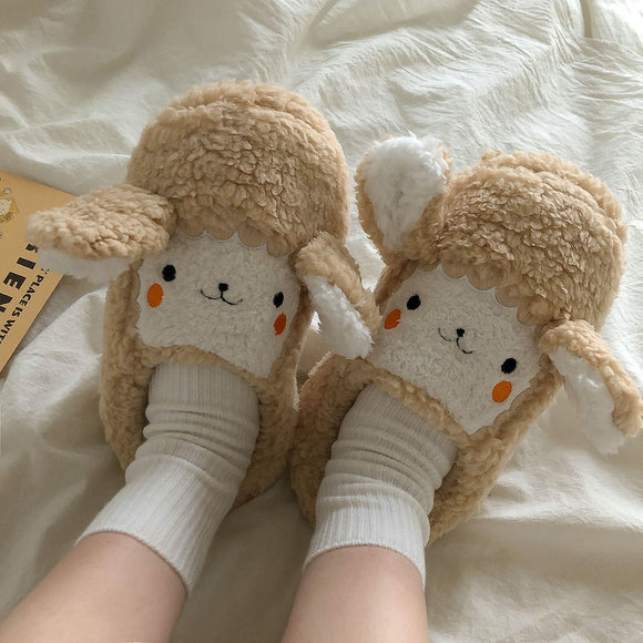 Sheep Slippers AD12756