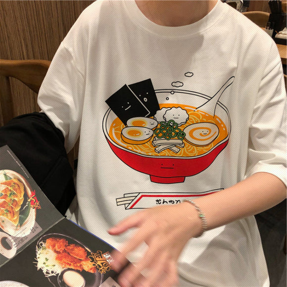 Ramen Served T-shirt AD11887