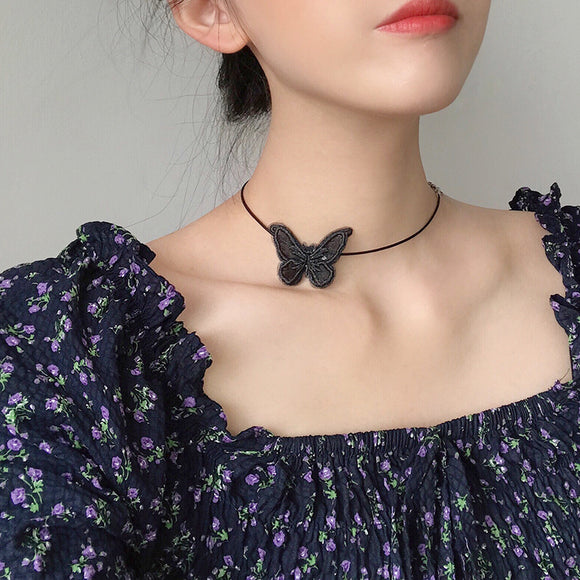 Butterfly Collar AD11621