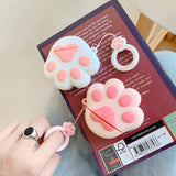 Kitty Paw Airpods Protector AD10595