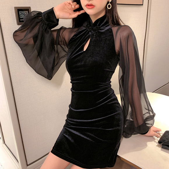 Cheongsam Dress AD12729