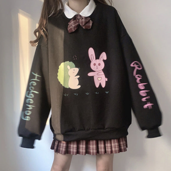 Rabbit Sweatshirt AD11515