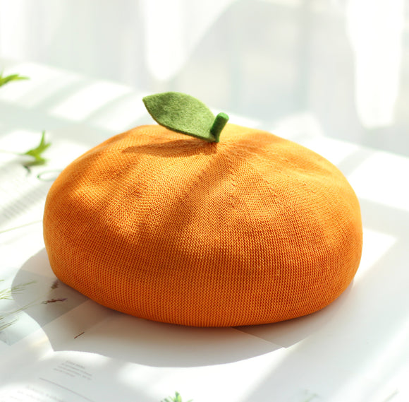 Fruit Orange Berets AD12654