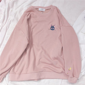 Sailor Moon Sweatshirt AD10136