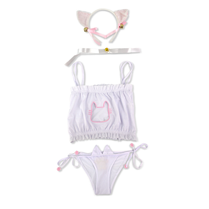 Kawaii Cats Lingerie Suits AD0046