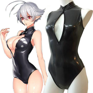 Dead Water Open Breast Swimsuit AD10073