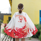 Phoenix Haori Bathrobe AD11629