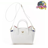 Black/White Sailor Moon Luna/Artemis Hand Bag AD10228