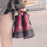 Love Zipper Martin Boots AD10872