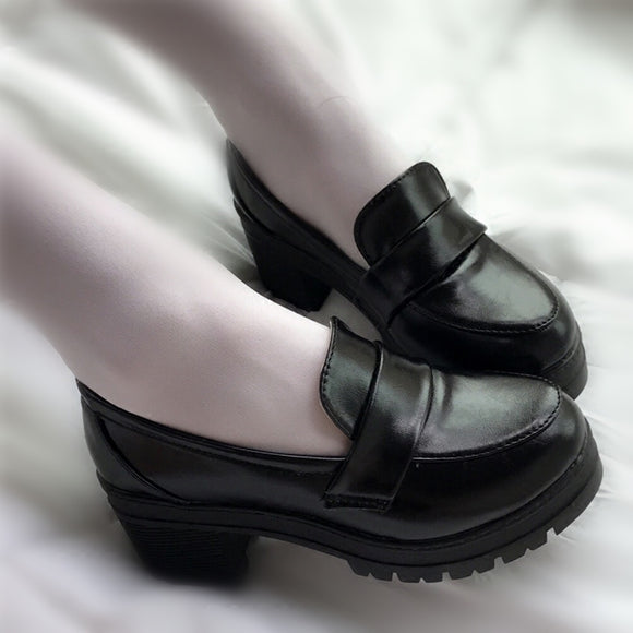 Cosplay Thick With Black Shoes AD10250