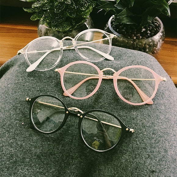 Harajuku Vintage Transparent Glasses AD10280